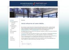 Schiefeneder Ingenieurbüro für Versorgungstechnik, Regen – Corporate Design, Internetauftritt